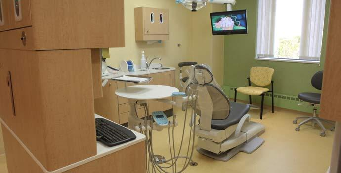 University of Minnesota Pediatric Dental Clinic, Made Possible by Delta Dental of Minnesota