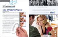 Clear Orthodontic Aligners article